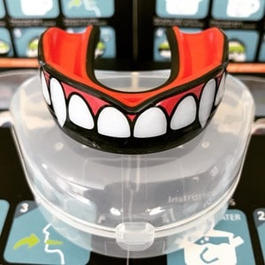 Vampire Fangs Mouth Guard
