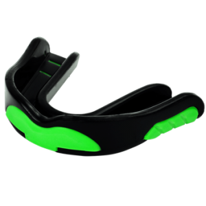 """Green Monster"" Sports Mouth Guard"