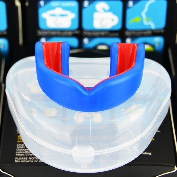 Oral Mart Sports Mouth Guard for Adults