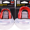 Vampire Fangs Sports Mouth Guards in 2 Sizes
