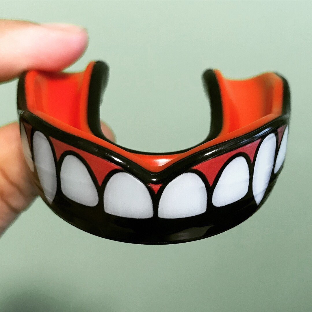 fang mouth guard review