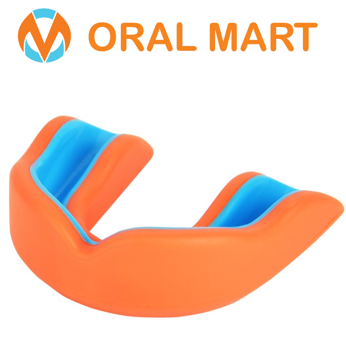 Orange Sports Mouth Guard