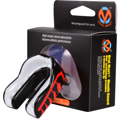 MMA Mouth Guard - Raging Bull