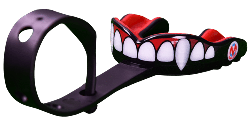 vampire fang mouth guard