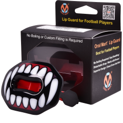 vampire fangs lip guard mouthpiece